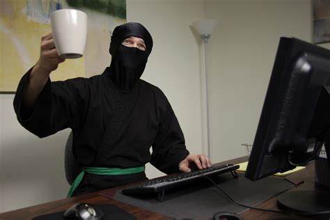 foto de Looking for a new job? Master Ninjas apply here Amped Asia