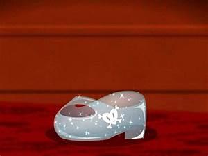 Ruby Cinderella glass slipper by Dwarkin on DeviantArt