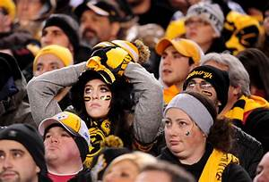 Steelers vs. Ravens: Photos of fans and game action at ...