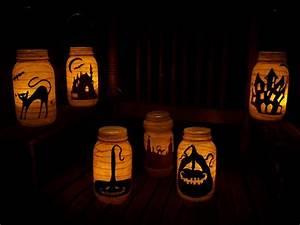 Halloween Deko Basteln : halloween deko basteln 30 coole ideen f r ~ Lizthompson.info Haus und Dekorationen