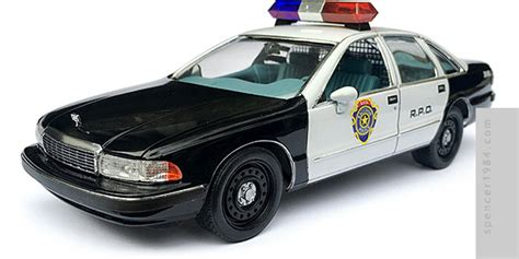 resident evil raccoon city police car
