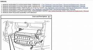 2009 Toyota Avalon W  O Jbl Radio Wiring Diagram And Tail Light Diagram  I U0026 39 M Installing An