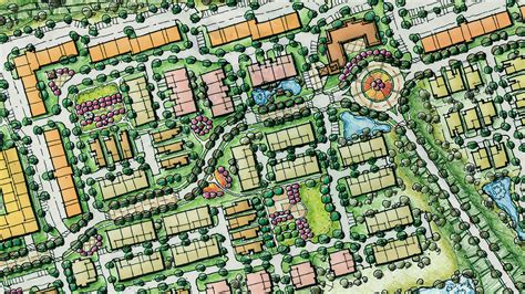 Site Planning and Master Plan Architecture Services