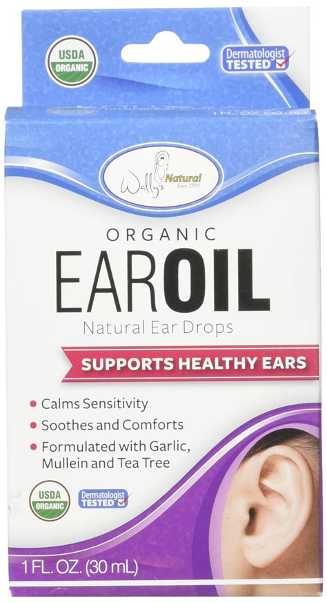 amazon com ear oil 1 oz liquid earwax removal