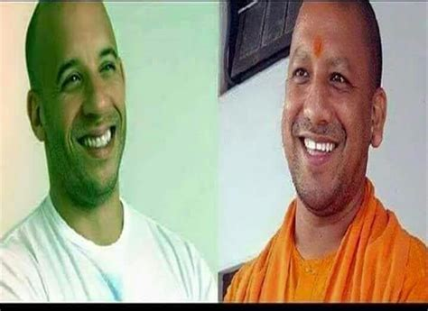 Who is the CM of Uttar Pradesh   Yogi Adityanath or Vin