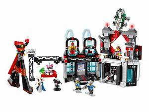 Lord Business' Evil Lair   LEGO Shop