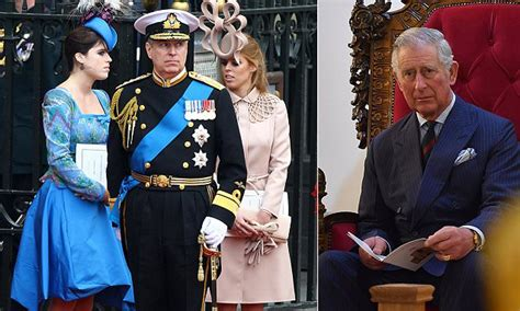 Prince Andrew denies there is any rift between him and ...