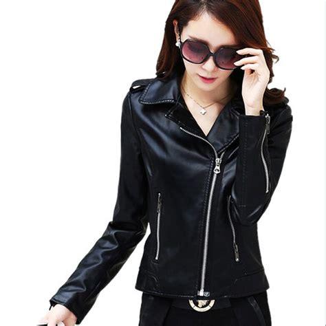 jual jaket motor wanita kulit sintetis changcuters ramones