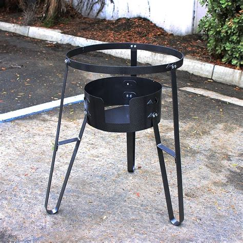portable cast iron cooking stand gas propane stove c