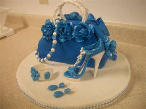 purse  high heel cake unique cakes  occasion