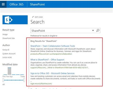 integrate search in sharepoint technet articles united states