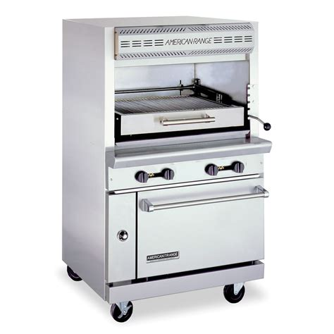 oven broiler american range agbu 3 36 quot ir overfired broiler 1 oven prima supply