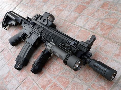 ma  assault rifle  earth jasonbourne flickr