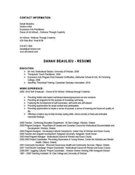 Post A Resume by How To Post A Resume On Indeed Sles Of Resumes
