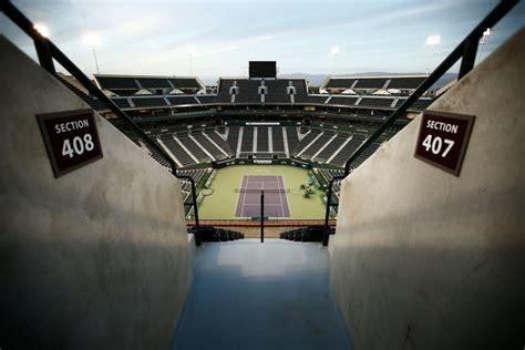 tennis players coaches fans journalist      indian wells bnp paribas open