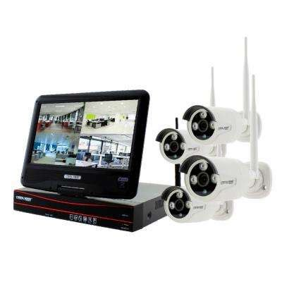 wireless security systems security systems the home depot