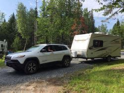 towing capacity   jeep cherokee trailhawk