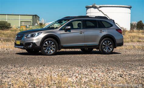 2018 Subaru Outback 36r Review Video Performancedrive