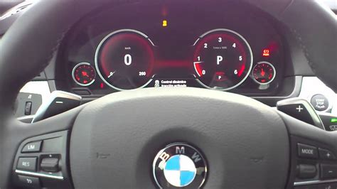 bmw serie   cuadro multifuncional lcd youtube