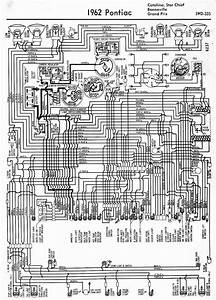 Wiring Diagrams Of 1962 Pontiac Catalina  Star Chief