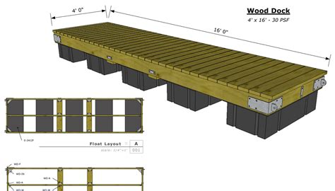 How To Build A Boat Dock Out Of Wood by How To Build A Floating Boat Dock Out Of Wood Go Boating