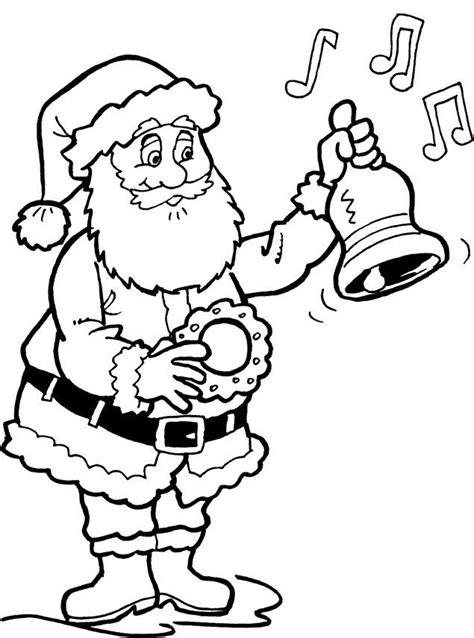 Kerstman En Kerstboom Kleurplaat by Kleurplaat Kerstmis De Kerstman Kerstmis De Kerstman