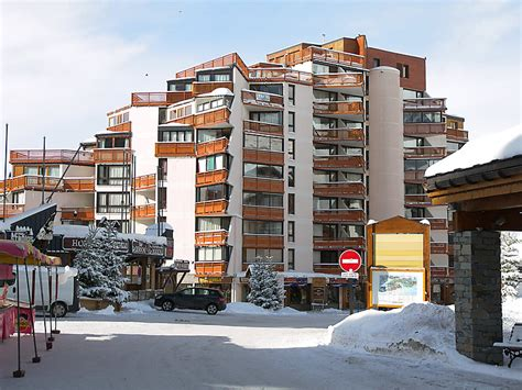 Selfcatered Apartment  Hotel Les Trois Vallees Fr7365