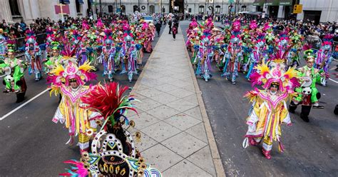 mummers parade voted  holiday parade  country