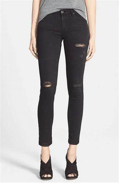 Leggings Pants Jeans Tall Ankle Ripped Ag