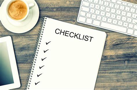 baby nursery shopping checklist