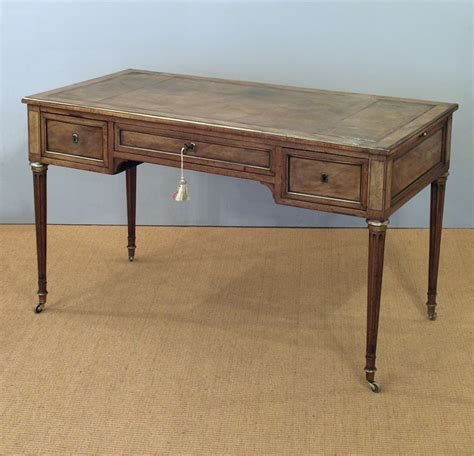 tables bureau antique writing table louis xvi bureau plat