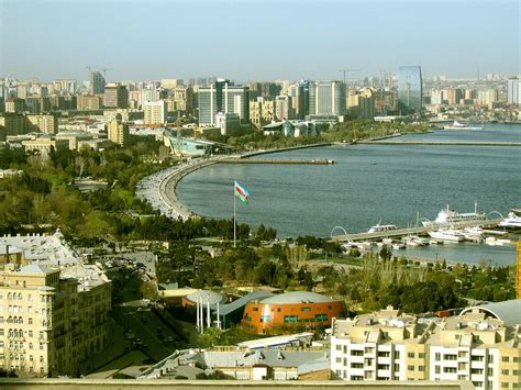 Baku, city, capital of azerbaijan. Baku Boulevard - Wikipedia