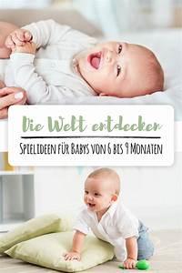 Spielzeug Für Baby 8 Monate : spielideen f r babys 0 bis 6 monate spiele f r baby ~ Watch28wear.com Haus und Dekorationen