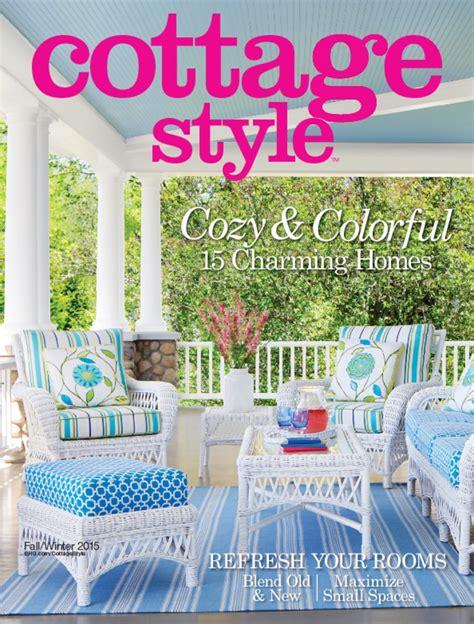 Cottage Style Digital Magazine Discountmagscom