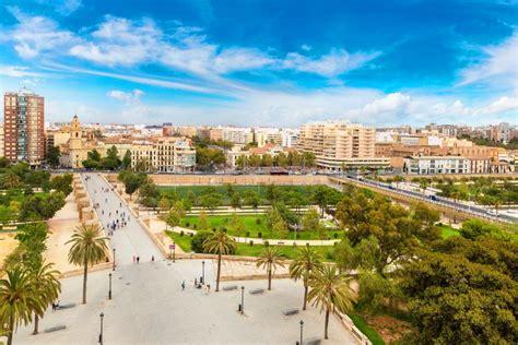 les jardins de la turia community  valencia spain
