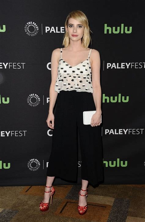 This Emma Roberts Outfit Is Perfect for Every Spring ...