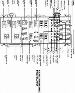 98 Ford Ranger  Highway  Hood  Check Engine Light  Dim Trk  Relays