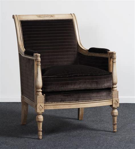 siege bergere balzarotti créateur de meubles et sièges bergère à