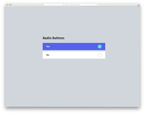 20 contemporary bootstrap radio button styles in 2019