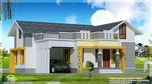 Stylish single floor home in 1200 sq.feet