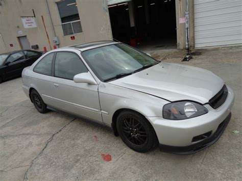 2000 Honda Civic Ex Review by 2000 Honda Civic Ex For Sale