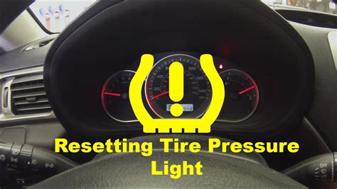 what is tpms light how to turn off tire pressure sensor dash light warning