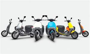 Bosch E Scooter : gogoro launches electric scooter sharing in berlin teams ~ Kayakingforconservation.com Haus und Dekorationen