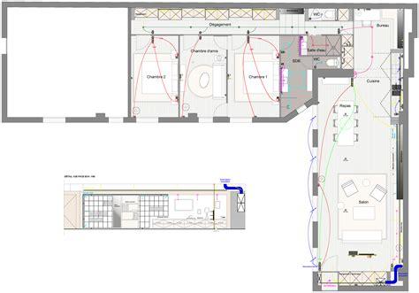 amenagement cuisine espace reduit appartementparis xi fendler seemuller architectes