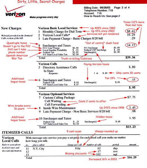 what does e on phone verizon sends 3 000 bill to business that doesn t use