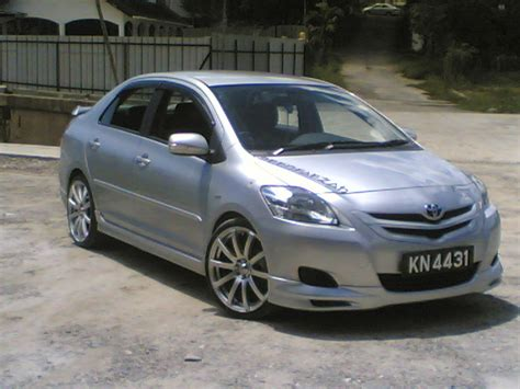 Toyota Vios Modification by 44315365 2008 Toyota Vios Specs Photos Modification Info