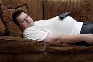 Inactivity how being lazy affects your health for Couch potato sofa buddy