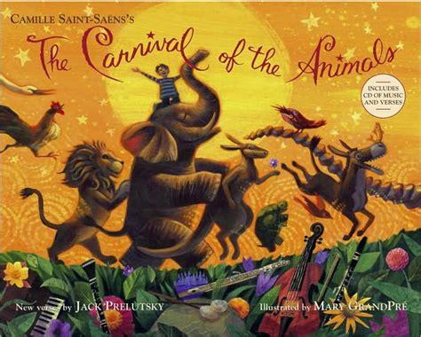 saens carnival of the animals aquarium readers poetry friday the carnival of the animals