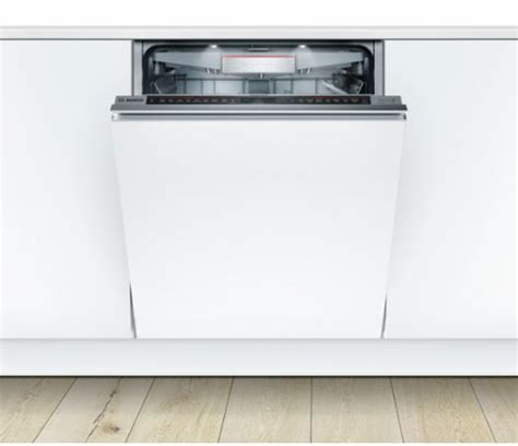 Bosch 60cm Stainless Steel Fully integrated Dishwasher