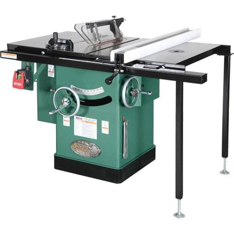 toolkraft 10 inch table saw grizzly g1023rlwx cabinet left tilting table saw 10 inch